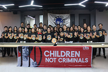 Statement of the CWC Secretariat on the Proposed Lowering of the Minimum Age of Criminal Responsibility