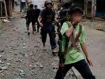 CWC Statement On Maute: Children Involved in Armed Conflict